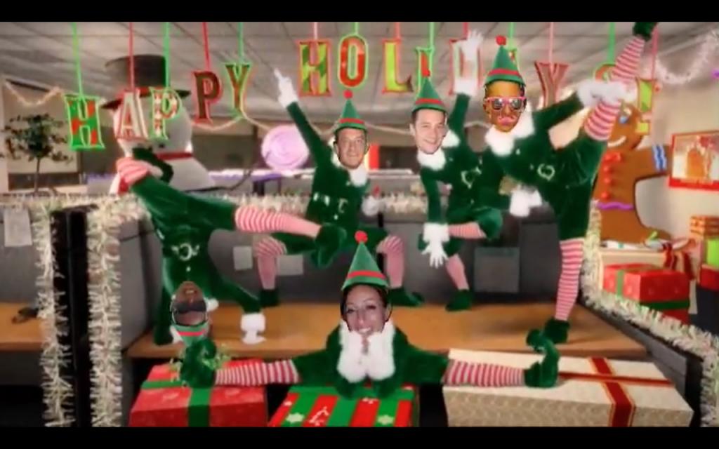 Happy Holidays by Studio Le Maree